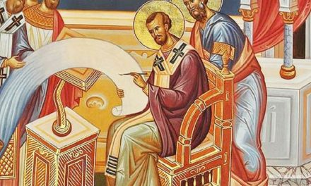 За искушението – Св. Јован Златоуст