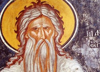 Свети Макариј Велики- За синергијата со Бога