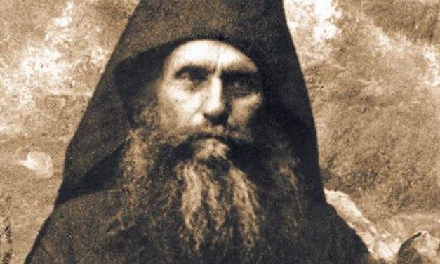 Преподобен Силуан Атонски