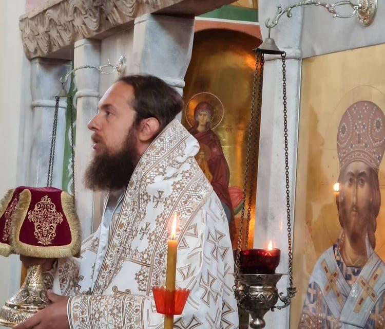 """Викарен Епископ Јаков Стобиски – """"Каде што е богатството ваше, таму ќе биде и срцето ваше"""""""