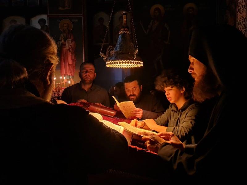 Литургија на претходноосветени дарови во Струмица