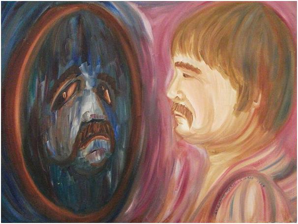 Приказна за огледалото