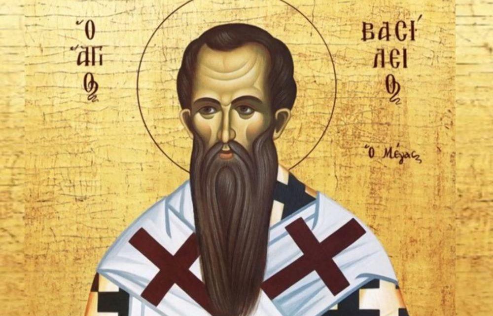 Свети Василиј Велики – како и каде да се молиме