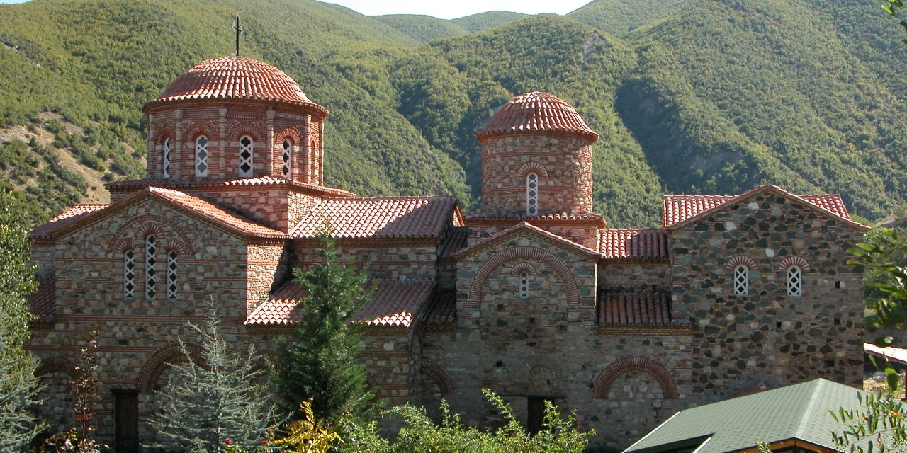 "Манастир ""Св. Леонтиј"", Водоча"