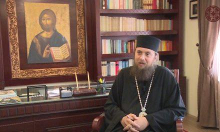 Викарен Епископ Стобиски г.Јаков: Крстот е главната оска околу која се остварува спасението на сè