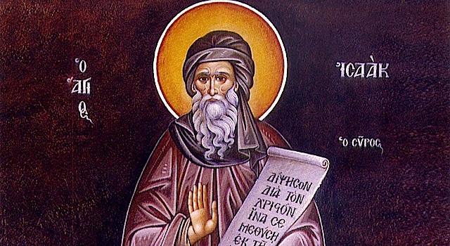 Св. Исак Сириски – Мисли