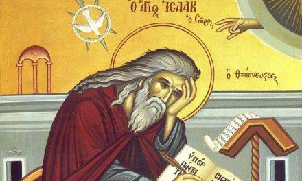 Св. Исак Сириски – Мисли 2. дел