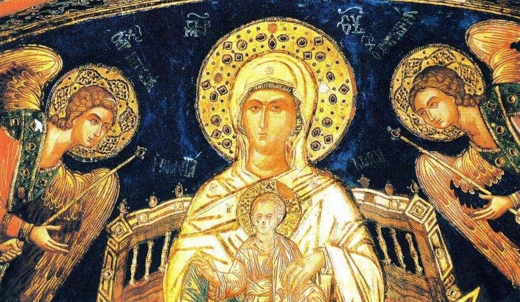 Поистоветување со Богородица