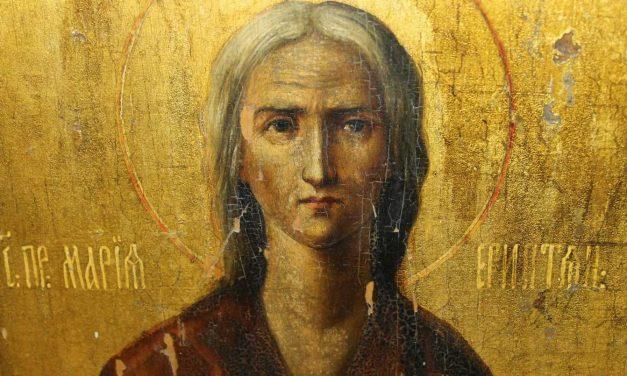 Марија, која сјае во темнината!