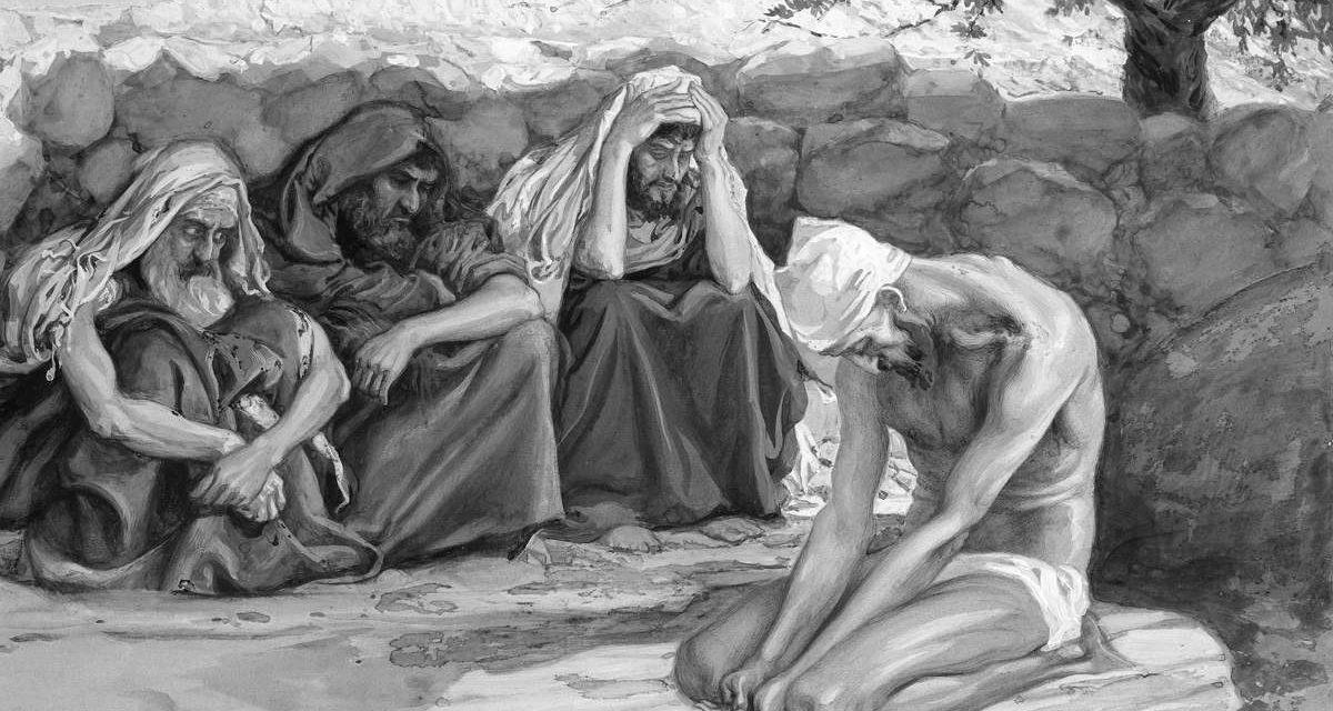 Молитвата на праведниот Јов