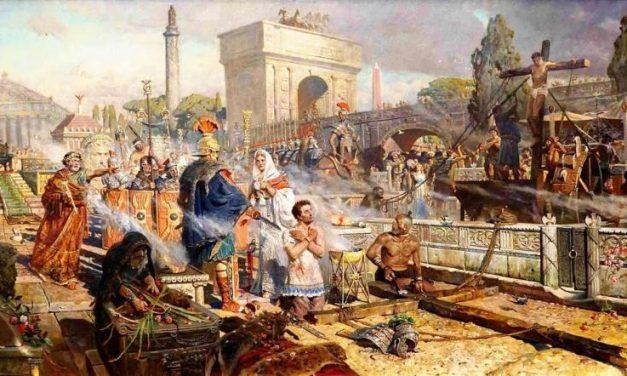 Прогоните на христијаните за време на Марко Аврелиј