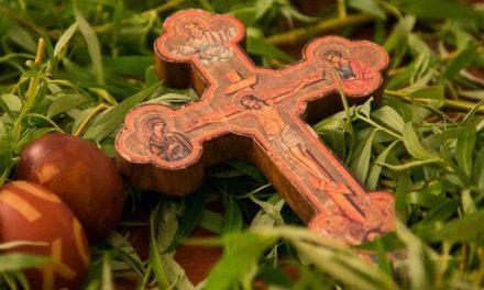 На Твојот Крст се поклонуваме Владико!