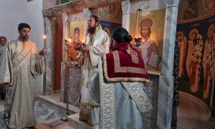 Викарен Епископ Јаков Стобиски – Тајната на Крстот