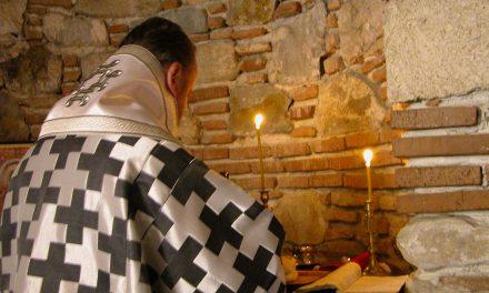 Митрополит Струмички Наум – Недела на света Марија Египетска
