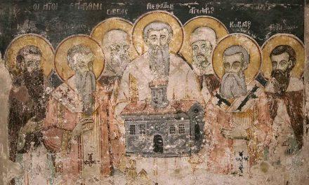 Пофалба за блажениот отец Кирил Философ