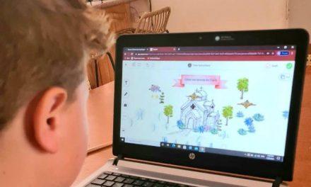 Децата од македонската дијаспора учат он лајн православно школо