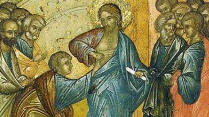 Св. Јован Златоуст –  Неверието на апостол Тома