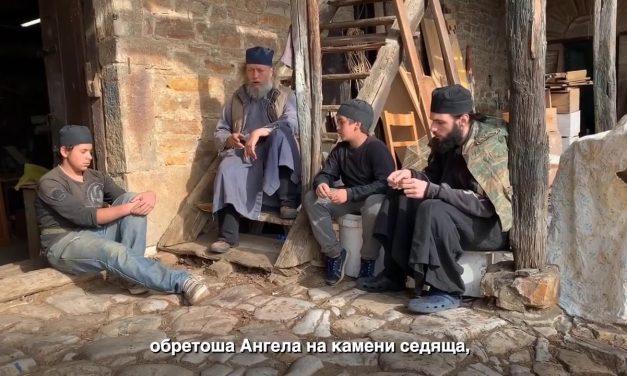 Видео – Пасхални стихири од Светиот манастир Дохијар