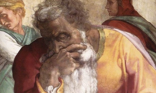 Плачот и утехата на Јеремија