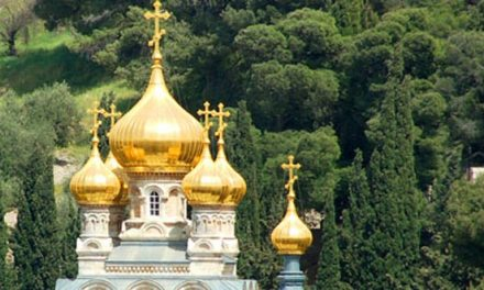 Св. Кирил Ерусалимски – Четврта огласителна поука