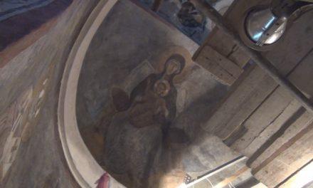 Видео: Конзервација на манастирот Пресвета Богородица Елеуса