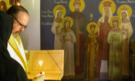 Митрополит Наум – Недела на сите Светии