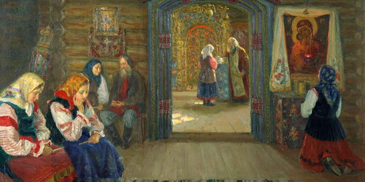 Дарбите на духовниот отец: прозорливост и љубов