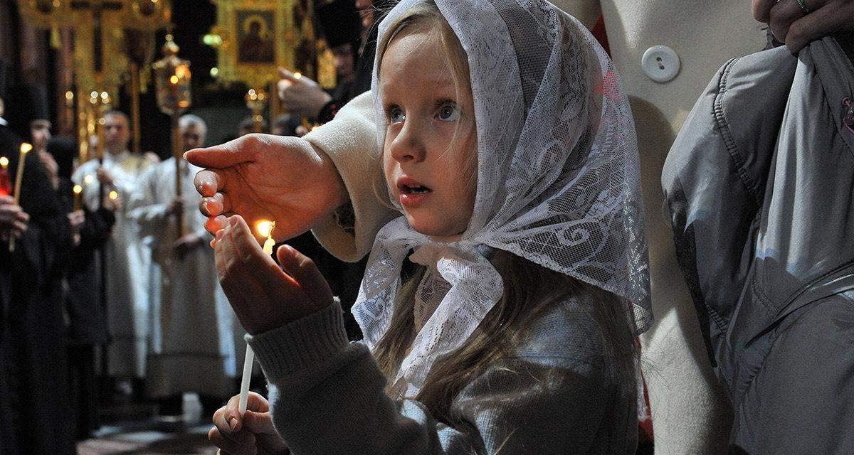 Молитвата е мајка на сите добродетели