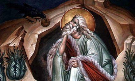 Св. пророк Илија – Старозаветниот предвесник на Месијата