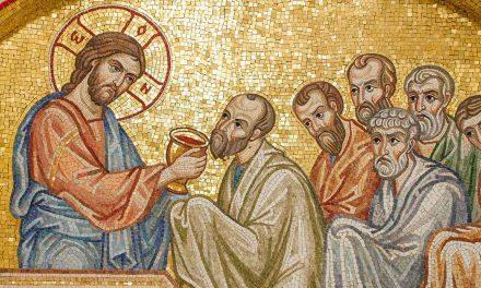 Не лишувај се од Чашата Христова