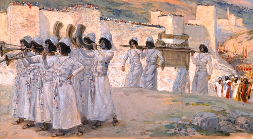 Кога затрубија свештениците пред Ерихон